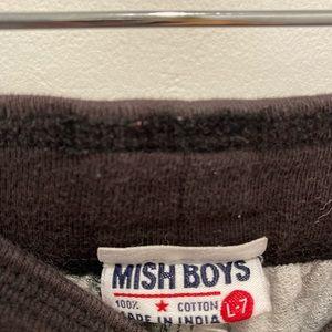 Mish Boys Bottoms - Camo cargo shorts Mish brand size kids 7
